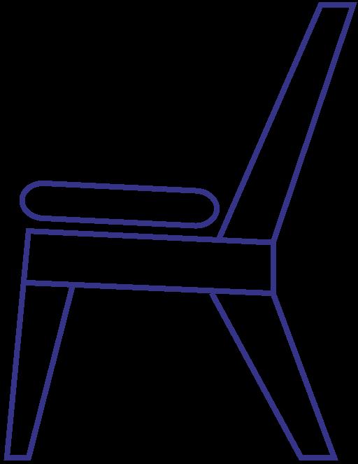Chaise invité